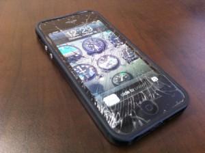 iphone 5 замена стекла
