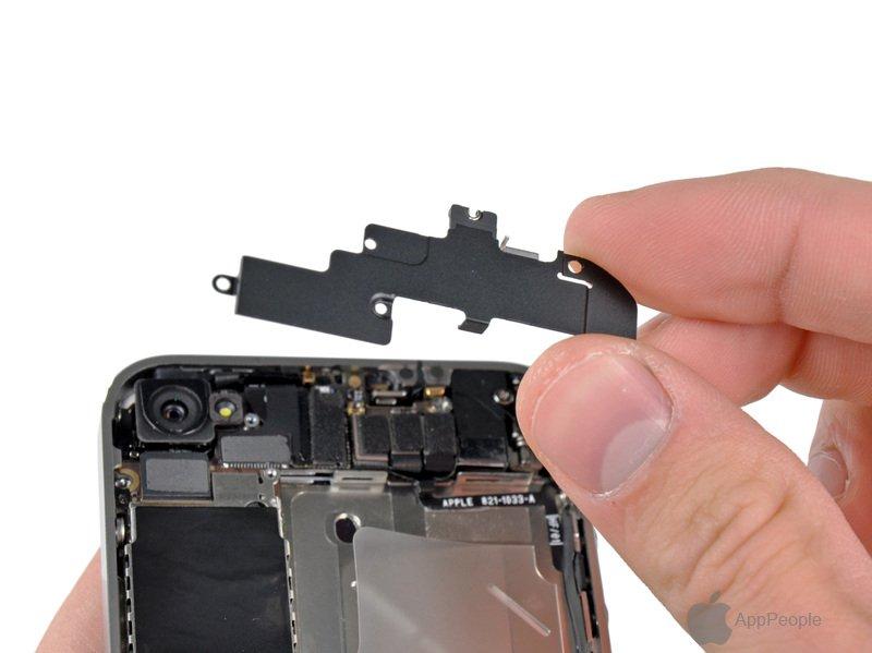плохо ловит iphone из за чехла