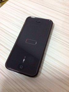 iphone 5 быстро разряжается