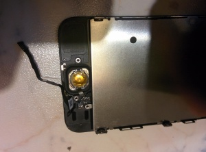 Замена кнопки home на iphone 5 S в Москве