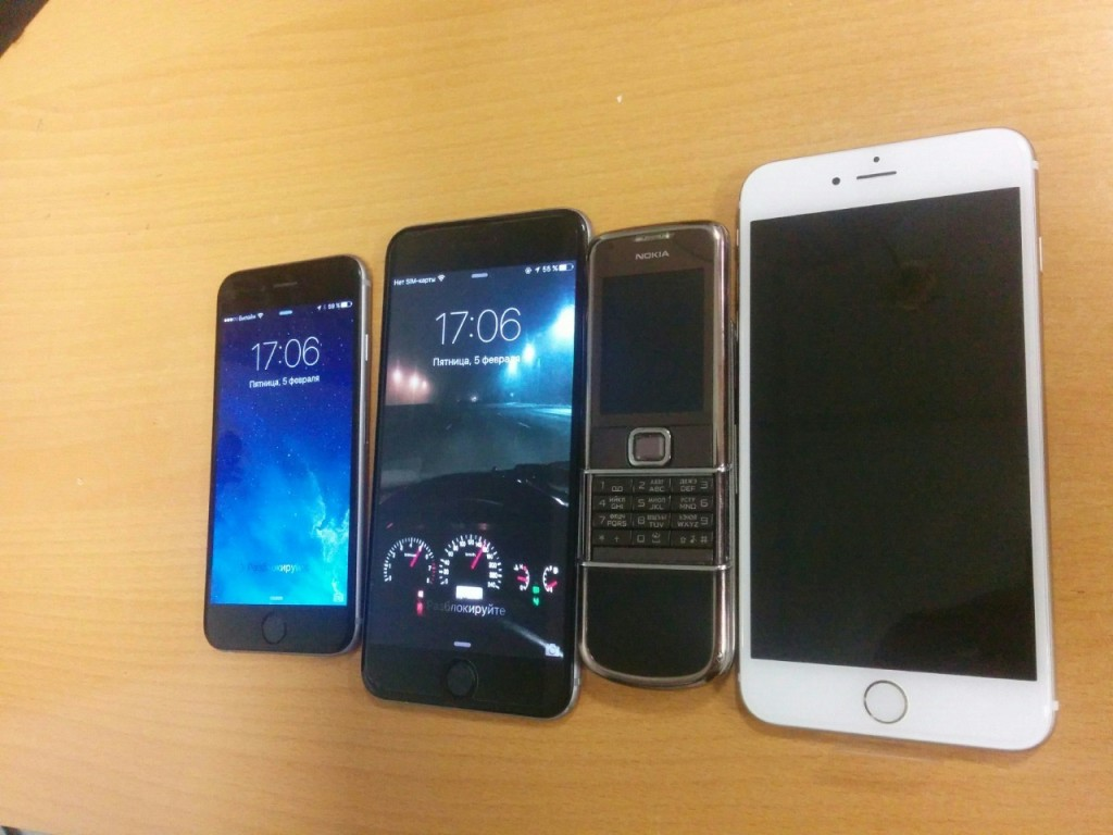 Iphone обмен на новый