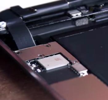 вскрытие ipad mini