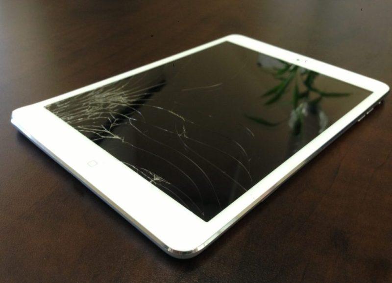 замена стекла ipad mini в москве
