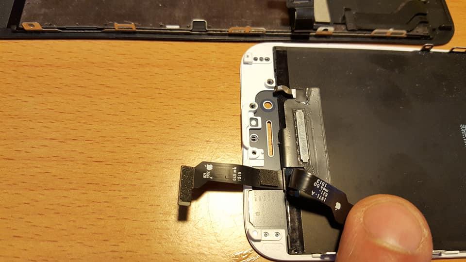 Восстановленный дисплей iPhone 6 с олеофобным стеклом