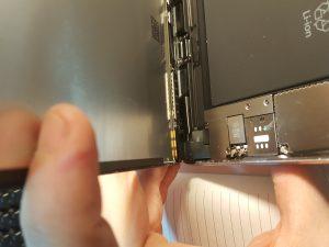 Разбор и вскрытие ipad mini 4