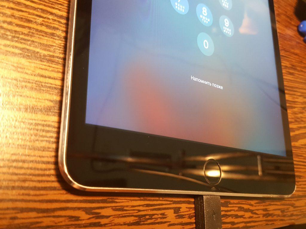Ipad mini 4 оригинальный экран