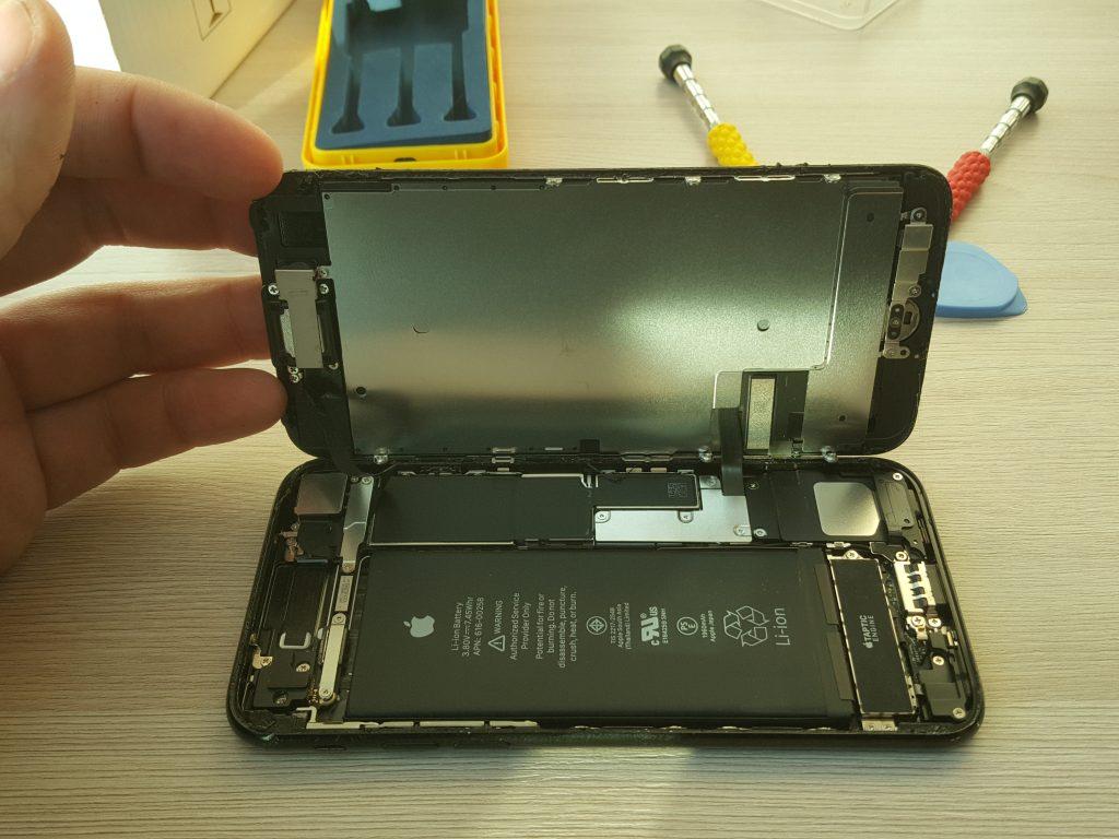 Iphone 7 - как разобрать в домашних условиях