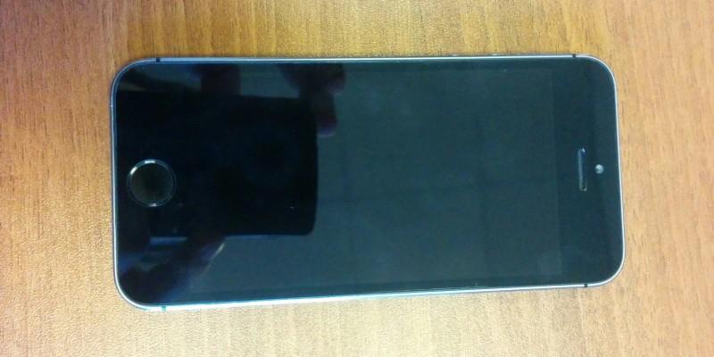 Iphone 5S замена стекла (после ремонта)
