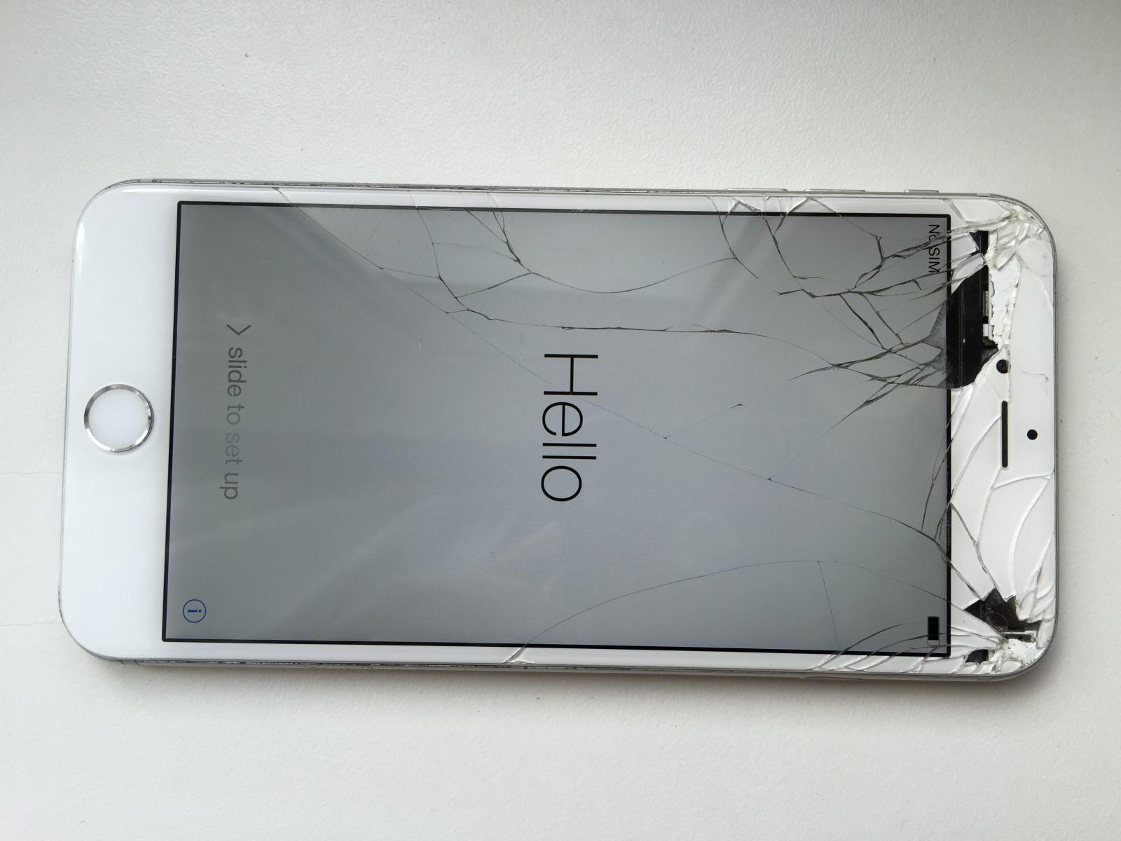 ремонт стекла айфона 6 цена