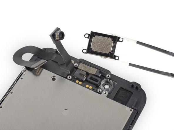 замена динамика iphone 7 plus